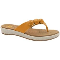 Chinelo para Esporão e Fascite - Cocar - MA128191FCO - Pé Relax Sapatos Confortáveis