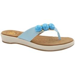 Chinelo para Esporão e Fascite - Lunar - MA128191FLU - Pé Relax Sapatos Confortáveis