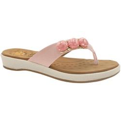 Chinelo para Esporão e Fascite - Quartzo - MA128191FQZ - Pé Relax Sapatos Confortáveis