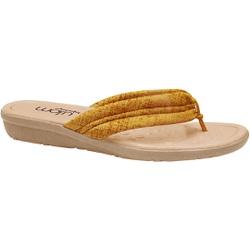Chinelo para Esporão - Camurça Metal Damasco - MA200109CMD - Pé Relax Sapatos Confortáveis