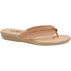 Chinelo para Esporão - PU Antique - MA200110AN - Pé Relax Sapatos Confortáveis