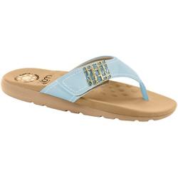 Chinelo para Esporão e Fascite - Lunar - MA622024LU - Pé Relax Sapatos Confortáveis