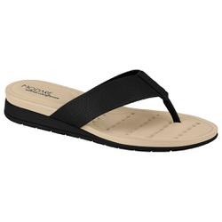 Chinelo Esporão e Fascite- Preto - MO7113200PT - Pé Relax Sapatos Confortáveis