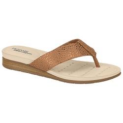 Chinelo Esporão e Fascite - Bronze - MO7113-200BR - Pé Relax Sapatos Confortáveis