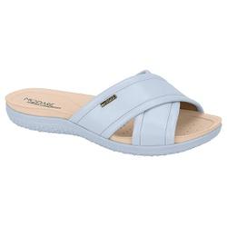 Tamanco para Esporão e Fascite - Jeans - MO7125-224AJ - Pé Relax Sapatos Confortáveis