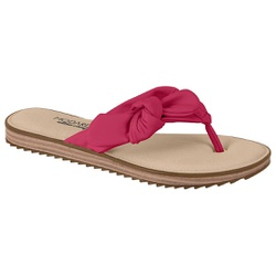 Chinelo Confortável - Cereja - MO7141-119CE - Pé Relax Sapatos Confortáveis