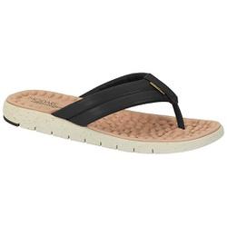 Chinelo para Esporão e Fascite - Preto - MO7162-200PT - Pé Relax Sapatos Confortáveis