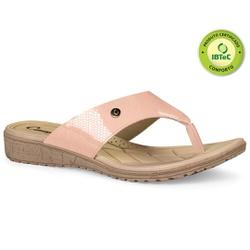 Chinelo Esporão e Fascite - Macau - CAL6812MA - Pé Relax Sapatos Confortáveis