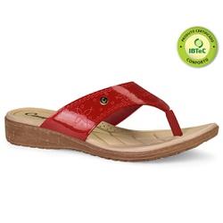 Chinelo Esporão e Fascite - Malagueta - CAL6812MAL - Pé Relax Sapatos Confortáveis