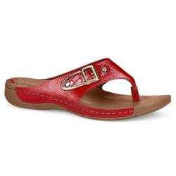 Chinelo Esporão e Fascite - Malagueta - CAL6835MA - Pé Relax Sapatos Confortáveis