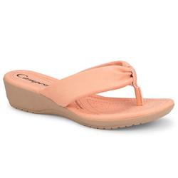 Chinelo Esporão e Fascite - Pele - CAL7751-0002PL - Pé Relax Sapatos Confortáveis