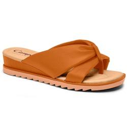 Chinelo Esporão e Fascite - Mascavo - CAL8221-0003MA - Pé Relax Sapatos Confortáveis