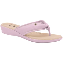 Chinelo para Fascite e Esporão - Lilás - PI500284LI - Pé Relax Sapatos Confortáveis