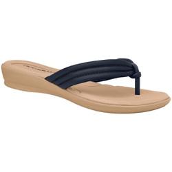 Chinelo para Esporão e Fascite - Navi - PI500220NAV - Pé Relax Sapatos Confortáveis