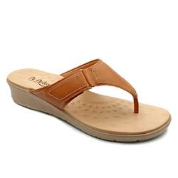 Chinelo Feminino para Esporão e Fascite - Ambar - PR10007AM - Pé Relax Sapatos Confortáveis