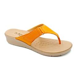 Chinelo Feminino para Esporão e Fascite - Girasole - PR10007GI - Pé Relax Sapatos Confortáveis