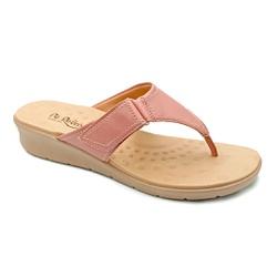 Chinelo Feminino para Esporão e Fascite - Petala - PR10007PE - Pé Relax Sapatos Confortáveis