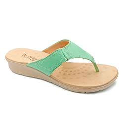 Chinelo Feminino para Esporão e Fascite - Cloro - PR10007CL - Pé Relax Sapatos Confortáveis