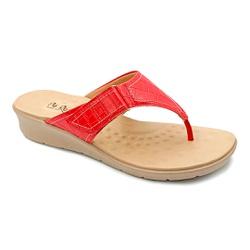 Chinelo Feminino para Esporão e Fascite - Campari - PR10007CA - Pé Relax Sapatos Confortáveis