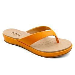 Chinelo Feminino para Fascite e Esporão - Girasole - PR128157FGI - Pé Relax Sapatos Confortáveis