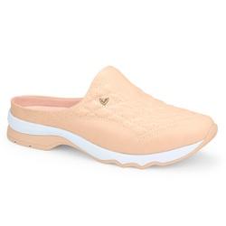 Mule Feminino Confortável - Avelã - MIQ4031-0002AV - Pé Relax Sapatos Confortáveis