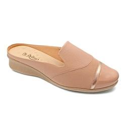 Mule Feminino Social para Esporão e Fascite - New Antique - PR302051NA - Pé Relax Sapatos Confortáveis