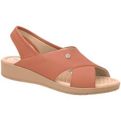 Sandália Esporão e Fascite com Elástico - Cedro - PI561037CE - Pé Relax Sapatos Confortáveis