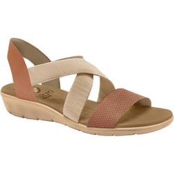 Sandália Confort Feminina - Antique - MA10062MR - Pé Relax Sapatos Confortáveis