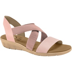 Sandália Confort Feminina - Quartzo - MA10062B - Pé Relax Sapatos Confortáveis