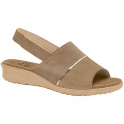 Sandália com Velcro para Esporão, Fascite e Joanete - Torrone - MA10095T - Pé Relax Sapatos Confortáveis