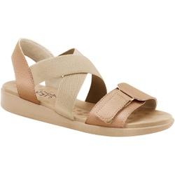 Sandália para Esporão e Fascite Anatômica - Antique / Bistro - MA14022AB - Pé Relax Sapatos Confortáveis