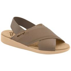 Sandália para Senhoras Esporão e Fascite - Torrone - MA14031PBI - Pé Relax Sapatos Confortáveis