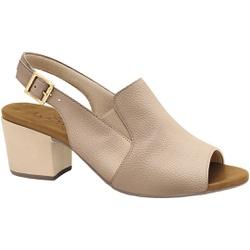 Sandália Ankle Boot Confortável - Bistro - MA176099FOW - Pé Relax Sapatos Confortáveis