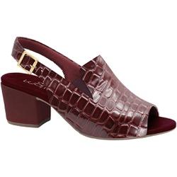 Sandália Ankle Boot Confortável - Marasca - MA176099FM - Pé Relax Sapatos Confortáveis