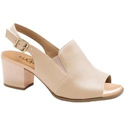Sandália Ankle Boot Confortável - Bistro - MA176105FBI - Pé Relax Sapatos Confortáveis