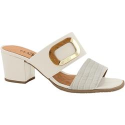 Tamanco Confortável - Porcelana - MA176109FPO - Pé Relax Sapatos Confortáveis