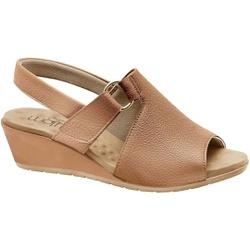Sandália Comfort Feminina - Antique - MA206051BI - Pé Relax Sapatos Confortáveis