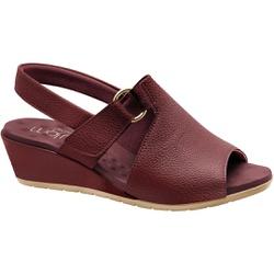 Sandália Comfort - Marasca - MA206051MA - Pé Relax Sapatos Confortáveis