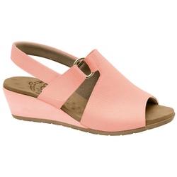 Sandália Comfort - Quartzo - MA206051FQ - Pé Relax Sapatos Confortáveis