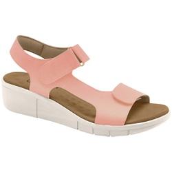 Sandália para Pé Alto, Esporão e Fascite - Quartzo - MA585001Q - Pé Relax Sapatos Confortáveis
