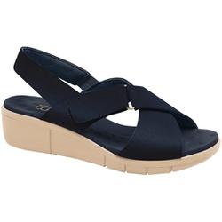 Sandália Esporão e Fascite com Vecro - New Pele Eclipse - MA585004AM - Pé Relax Sapatos Confortáveis