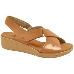 Sandália para Fascite e Esporão - New Nassau Antique - MA585004NNA - Pé Relax Sapatos Confortáveis