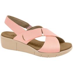 Sandália Esporão e Fascite com Velcro - Quartzo - MA585004QZ - Pé Relax Sapatos Confortáveis