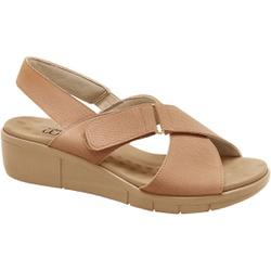 Sandália para Fascite e Esporão - Mini Relax Antique - MA585004MRA - Pé Relax Sapatos Confortáveis