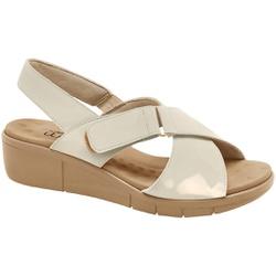 Sandália para Fascite e Esporão - Porcelana - MA585004PO - Pé Relax Sapatos Confortáveis