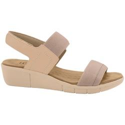 Sandália Esporão e Fascite com Velcro - Bistro - MA585033BI - Pé Relax Sapatos Confortáveis