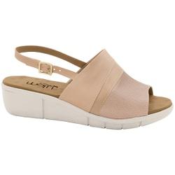 Sandália para Esporão e Fascite Plantar - Bistro - MA585042BI - Pé Relax Sapatos Confortáveis