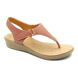 Sandália Especial para Esporão e Fascite - Petala - PR10119PE - Pé Relax Sapatos Confortáveis