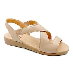 Sandália Especial para Fascite e Esporão - Bistro - PR14034BI - Pé Relax Sapatos Confortáveis