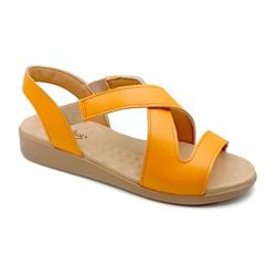 Sandália Especial para Fascite e Esporão - Girasole - PR14034GI - Pé Relax Sapatos Confortáveis